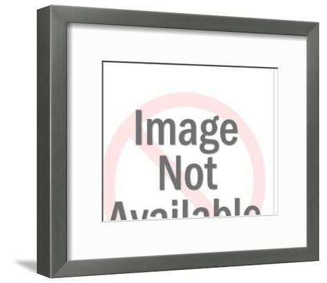 Unicorn-Pop Ink - CSA Images-Framed Art Print
