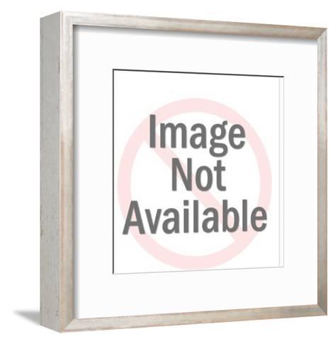 Broken-hearted woman-Pop Ink - CSA Images-Framed Art Print