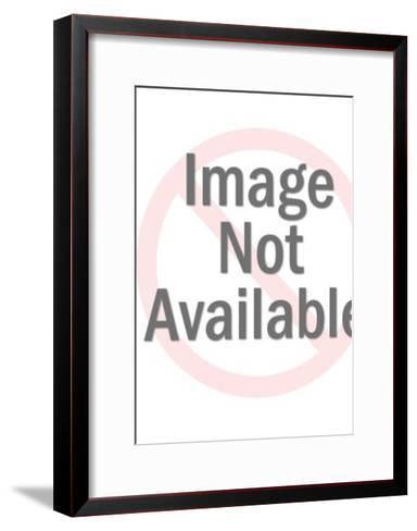 Chipmunk-Pop Ink - CSA Images-Framed Art Print