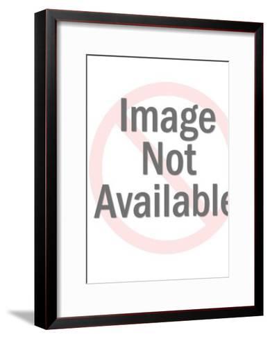 Valentine pattern-Pop Ink - CSA Images-Framed Art Print
