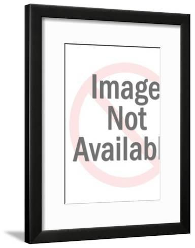 Abstract pattern-Pop Ink - CSA Images-Framed Art Print
