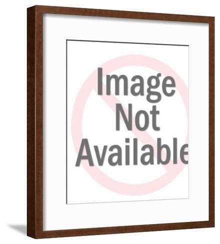 Planet-Pop Ink - CSA Images-Framed Art Print
