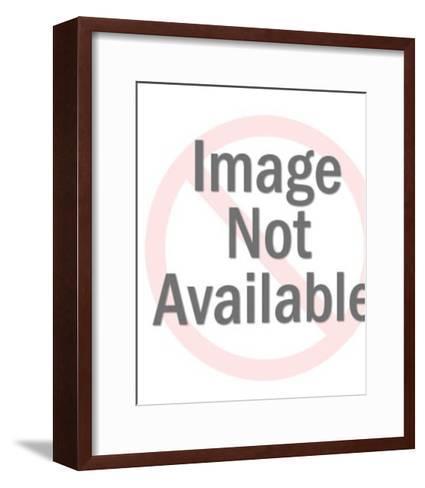 Redhead-Pop Ink - CSA Images-Framed Art Print