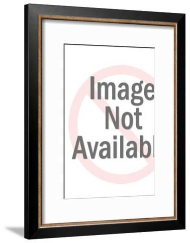 Rabbits-Pop Ink - CSA Images-Framed Art Print