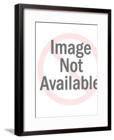Wedding pattern-Pop Ink - CSA Images-Framed Art Print