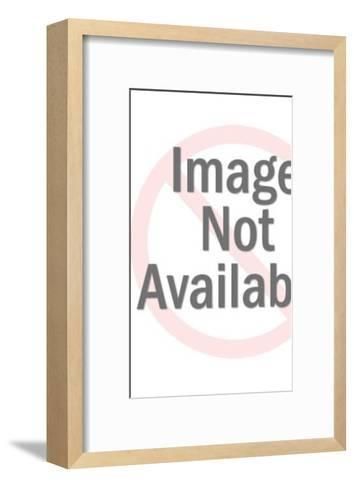 Panda bear-Pop Ink - CSA Images-Framed Art Print