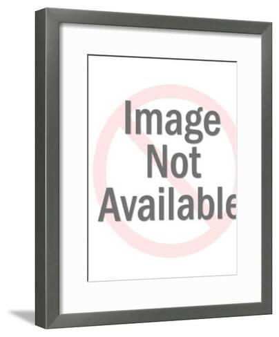 Couple Under Tree-Pop Ink - CSA Images-Framed Art Print