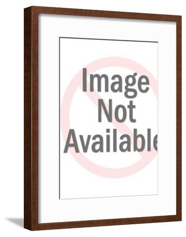 Toy Gun Pattern-Pop Ink - CSA Images-Framed Art Print