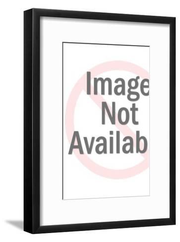 Letter Carrier-Pop Ink - CSA Images-Framed Art Print