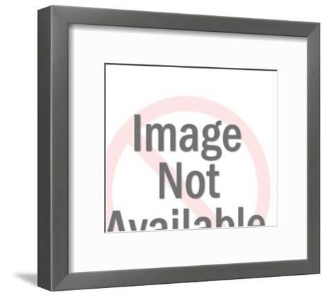 Businessmen Inside File Drawer-Pop Ink - CSA Images-Framed Art Print