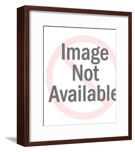 Bearded King-Pop Ink - CSA Images-Framed Art Print