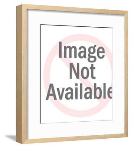 Natvity Scene-Pop Ink - CSA Images-Framed Art Print