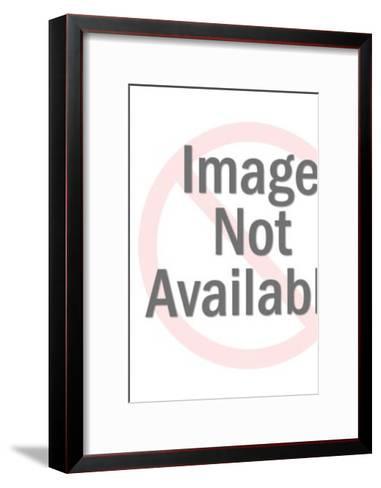 Polar Bears in the Zoo-Pop Ink - CSA Images-Framed Art Print