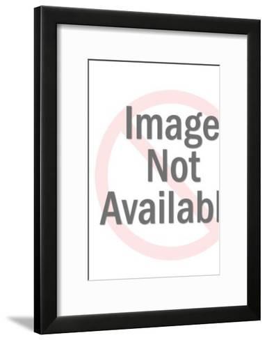Freaky Grey Kitten-Pop Ink - CSA Images-Framed Art Print