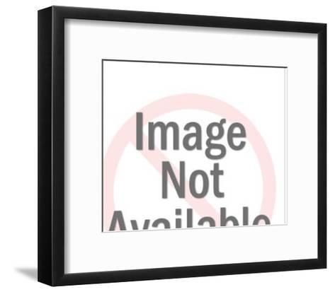 Older Man Holding Beer-Pop Ink - CSA Images-Framed Art Print