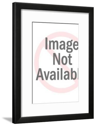 Animal and Flower Decorative Element-Pop Ink - CSA Images-Framed Art Print