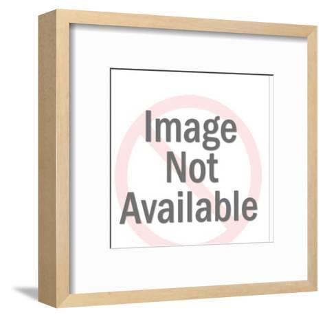 Gerbil-Pop Ink - CSA Images-Framed Art Print