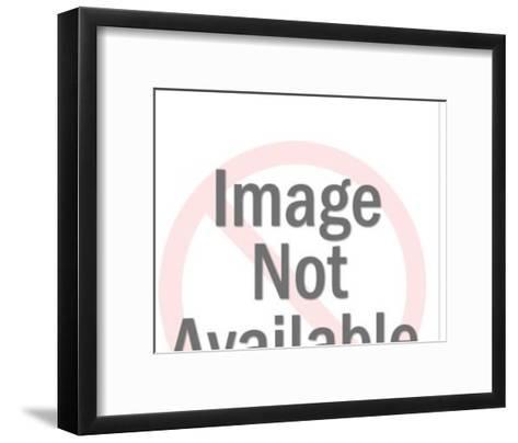 Skunks-Pop Ink - CSA Images-Framed Art Print