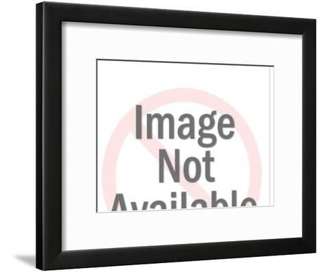 Virgo Zodiac Symbol-Pop Ink - CSA Images-Framed Art Print