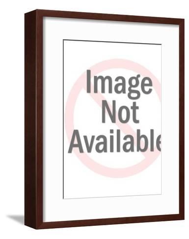 Moose-Pop Ink - CSA Images-Framed Art Print