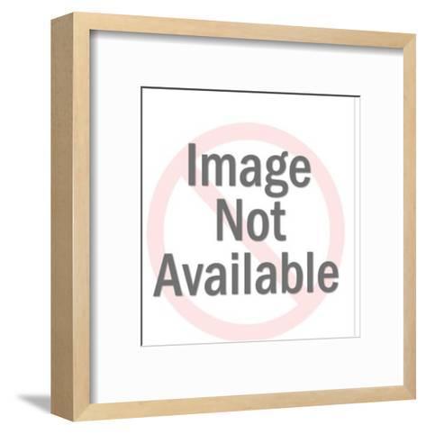 Pumpkin Scarecrow-Pop Ink - CSA Images-Framed Art Print