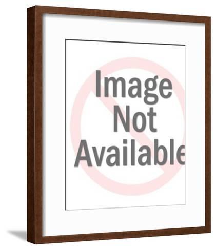 People Pattern-Pop Ink - CSA Images-Framed Art Print