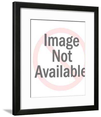 Science Experiment-Pop Ink - CSA Images-Framed Art Print