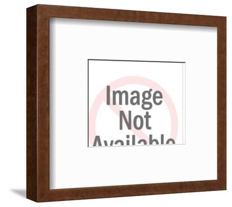 Sailboat at Sea-Pop Ink - CSA Images-Framed Art Print