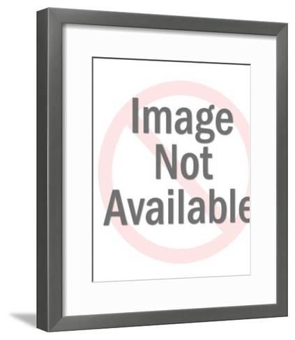 Swirling Burst-Pop Ink - CSA Images-Framed Art Print