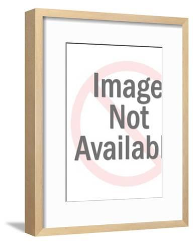 Glass of Beer-Pop Ink - CSA Images-Framed Art Print
