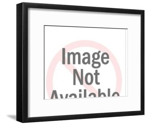 Praying Mantis-Pop Ink - CSA Images-Framed Art Print