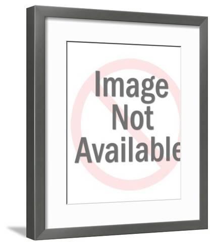 Boy Reading a Book-Pop Ink - CSA Images-Framed Art Print