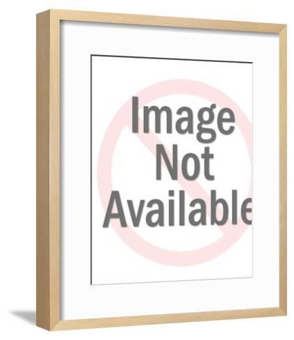 Board Game Background-Pop Ink - CSA Images-Framed Art Print