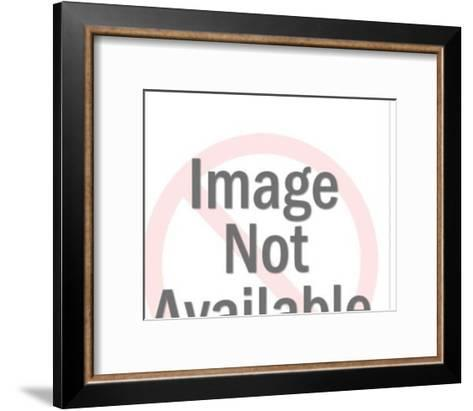 Group of People with Objects-Pop Ink - CSA Images-Framed Art Print