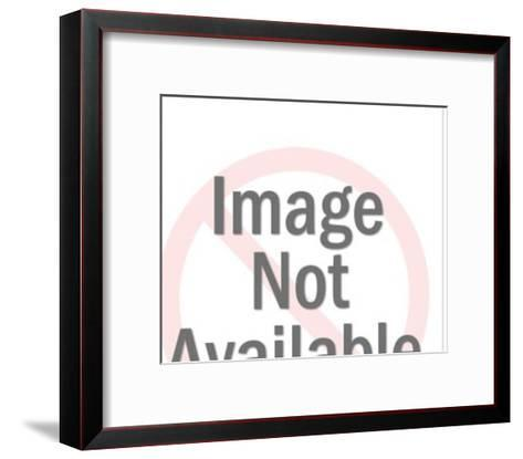 Scooter-Pop Ink - CSA Images-Framed Art Print