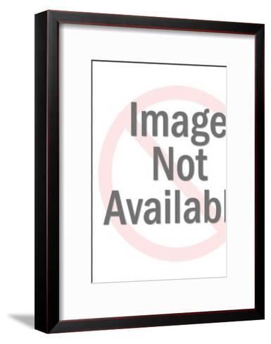 Geisha-Pop Ink - CSA Images-Framed Art Print
