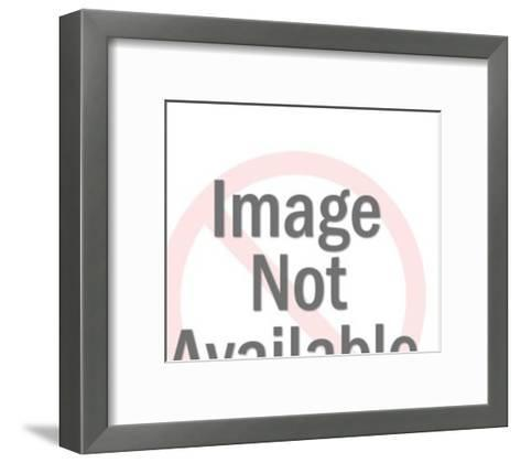 Two Bandaged Characters-Pop Ink - CSA Images-Framed Art Print