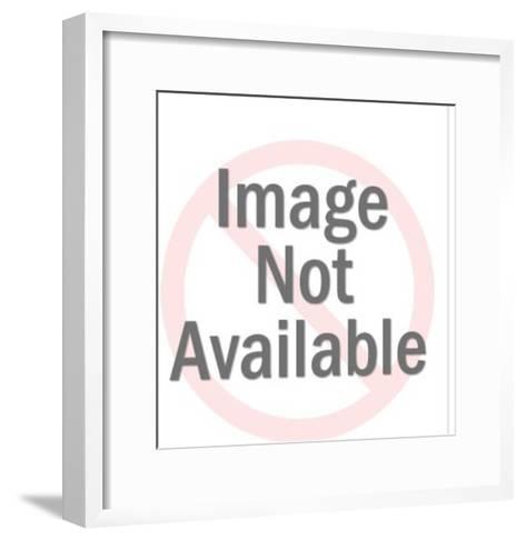Cheetah-Pop Ink - CSA Images-Framed Art Print
