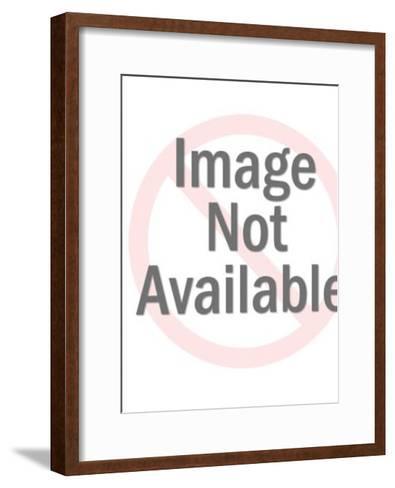 Heart Model-Pop Ink - CSA Images-Framed Art Print