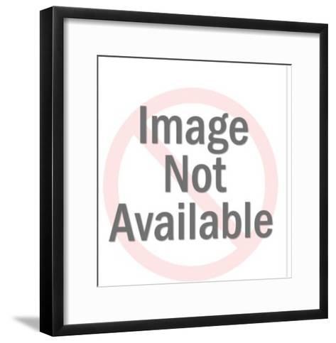 Couple in Formal Dress-Pop Ink - CSA Images-Framed Art Print