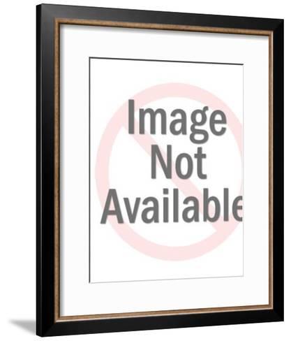 Beauty Kit-Pop Ink - CSA Images-Framed Art Print