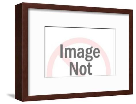 Gun With Sight-Pop Ink - CSA Images-Framed Art Print