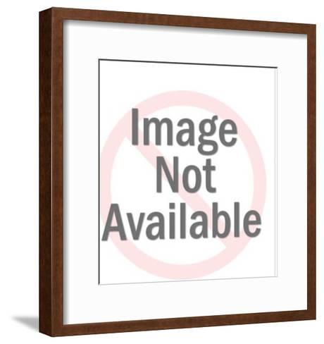 Missile Launcher-Pop Ink - CSA Images-Framed Art Print