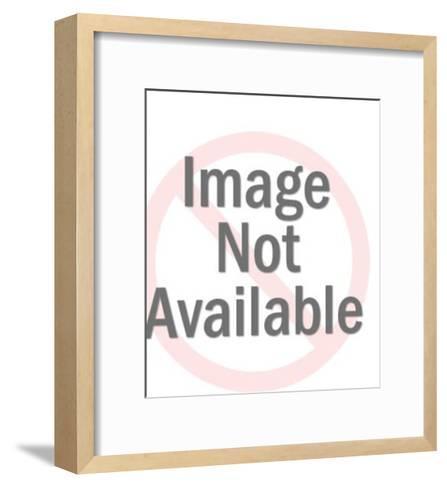 Hobo Mask-Pop Ink - CSA Images-Framed Art Print
