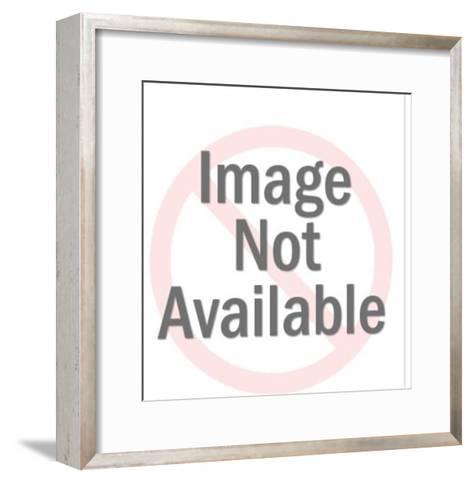 Tiger Mask-Pop Ink - CSA Images-Framed Art Print
