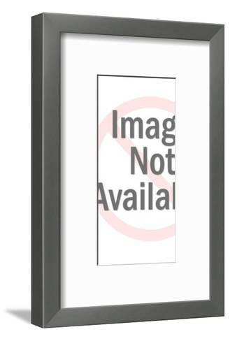 Statue Liberty-Pop Ink - CSA Images-Framed Art Print