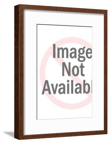 Yellow Rabbit-Pop Ink - CSA Images-Framed Art Print