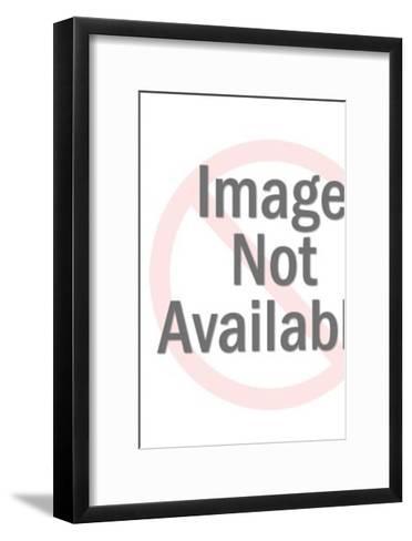 Fireman Walking With Ax-Pop Ink - CSA Images-Framed Art Print