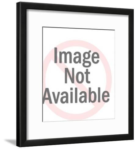 Small Plastic Road Signs-Pop Ink - CSA Images-Framed Art Print