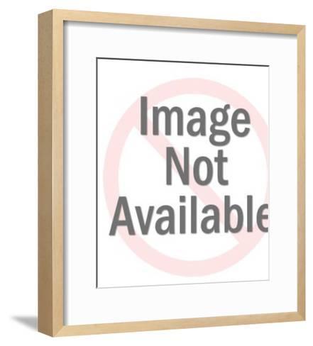 Portable Radio-Pop Ink - CSA Images-Framed Art Print